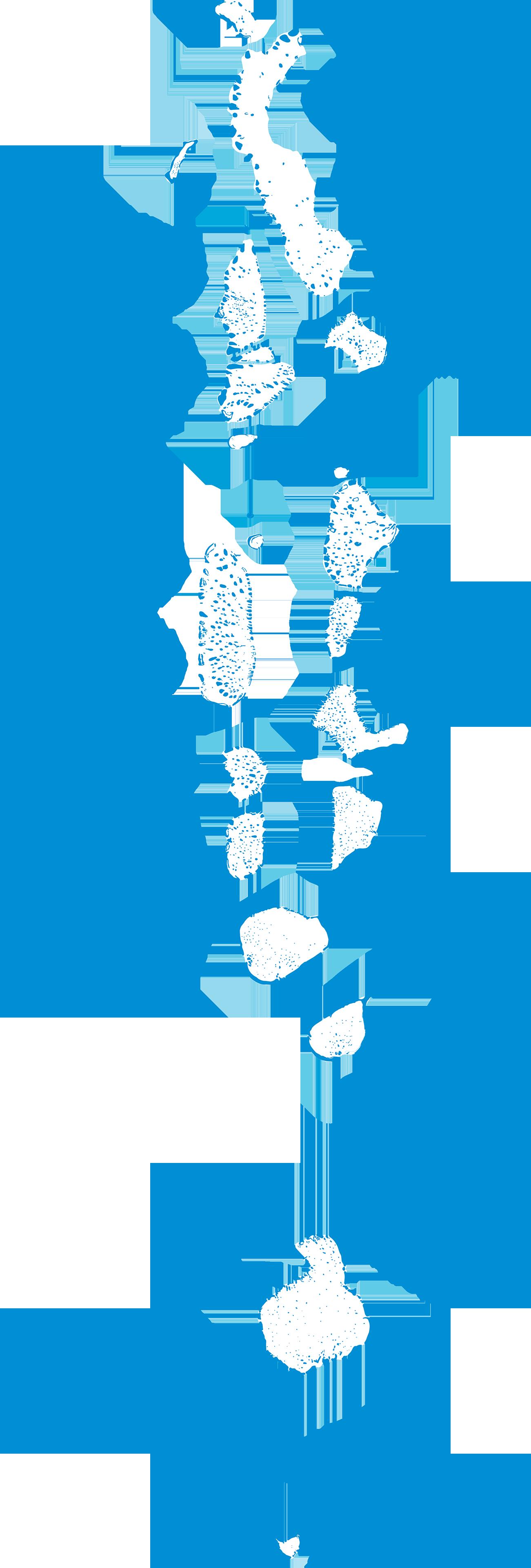 Map of Maldives